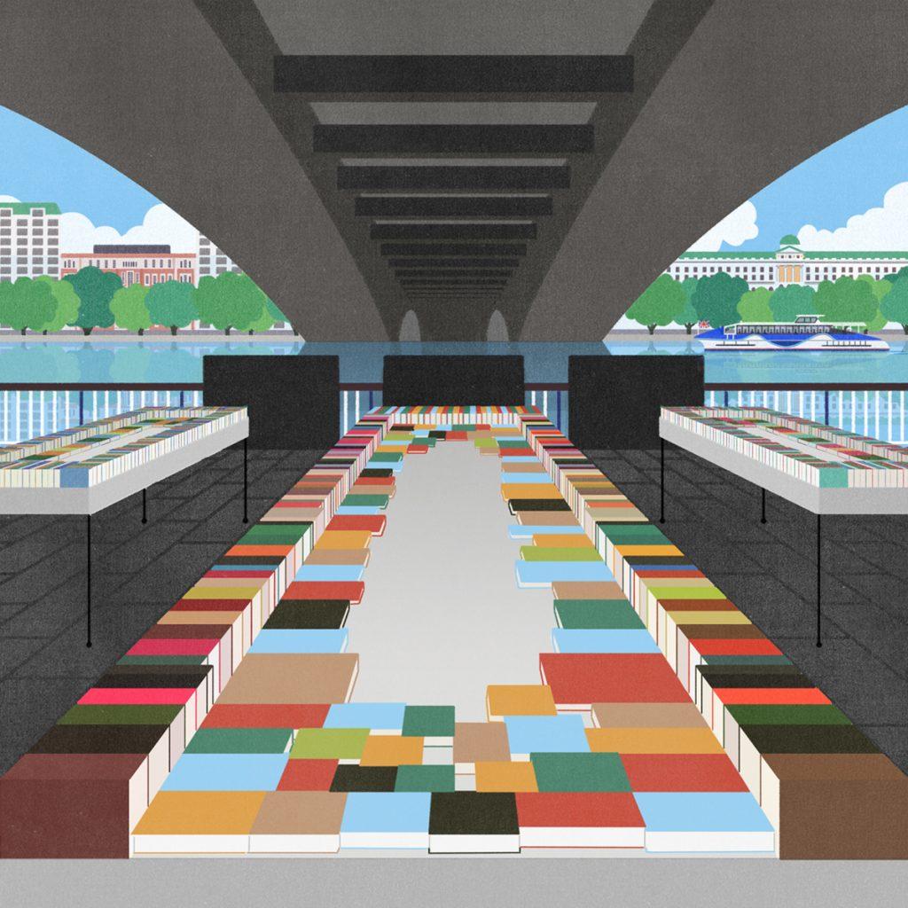 Lydia Hughes - TFL Poster Prize for Illustration