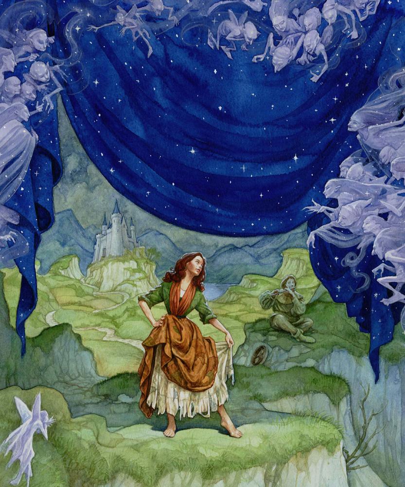 The Starlight Cloak