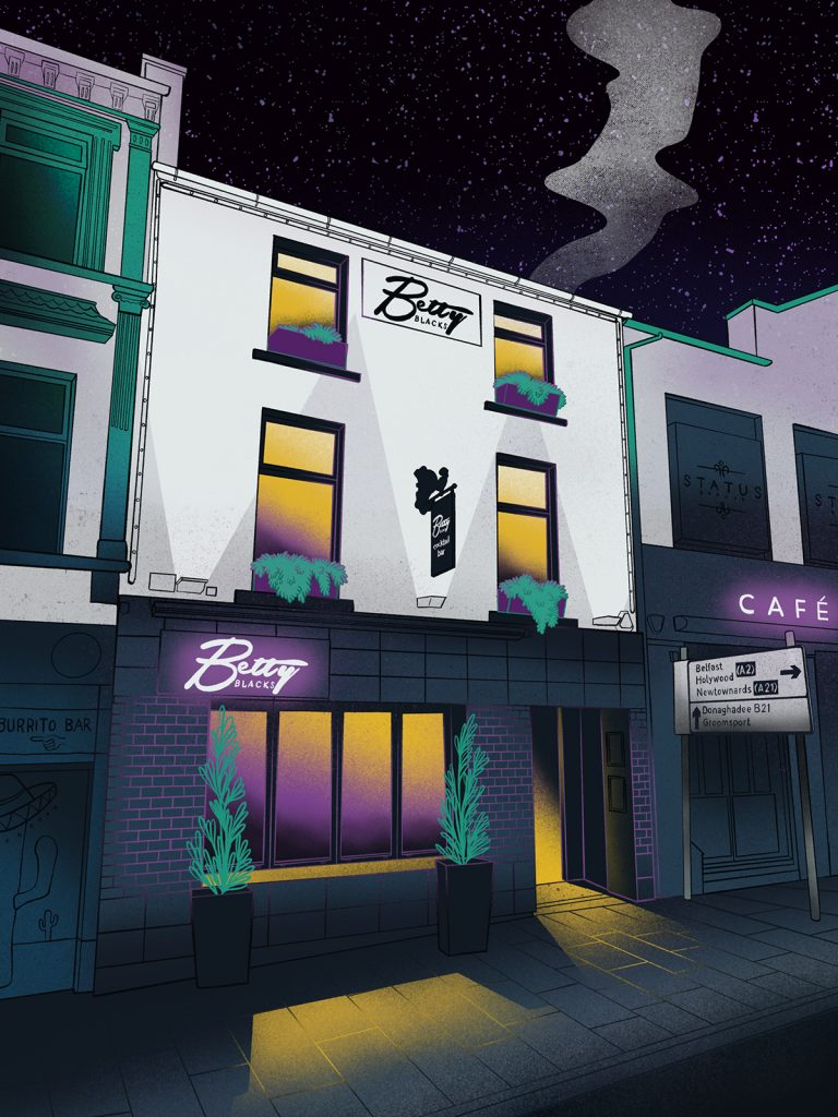 Betty Blacks - Bangor